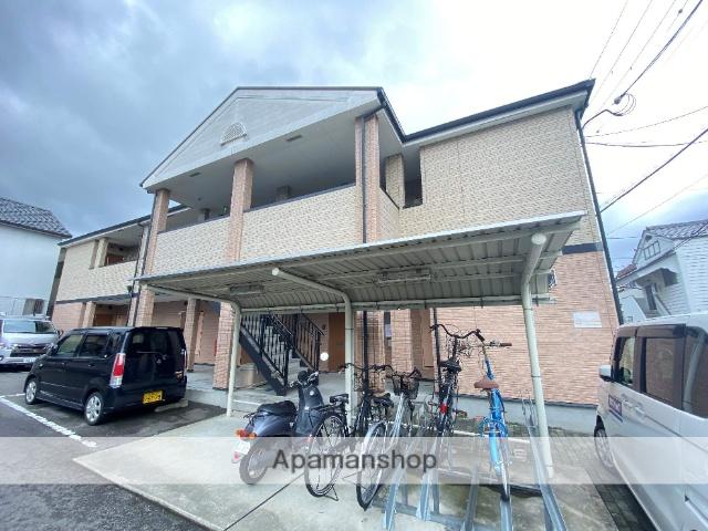 大阪府東大阪市、若江岩田駅徒歩22分の築8年 2階建の賃貸アパート
