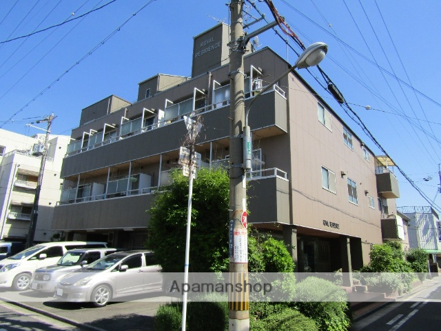 大阪府東大阪市、JR長瀬駅徒歩14分の築28年 5階建の賃貸マンション