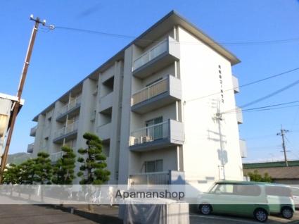 大阪府八尾市、近鉄八尾駅徒歩18分の築45年 4階建の賃貸マンション