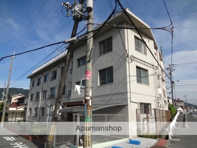 大阪府八尾市、河内山本駅徒歩9分の築43年 3階建の賃貸マンション