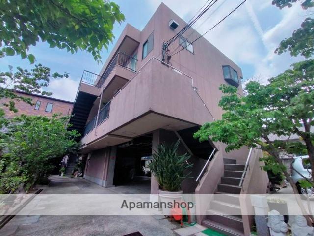 大阪府八尾市、河内山本駅徒歩25分の築23年 3階建の賃貸マンション