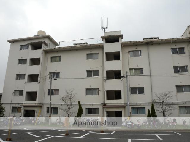 大阪府八尾市、近鉄八尾駅徒歩24分の築45年 5階建の賃貸マンション