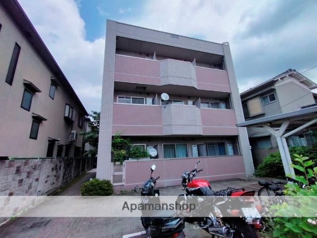 大阪府八尾市、高安駅徒歩23分の築18年 3階建の賃貸マンション