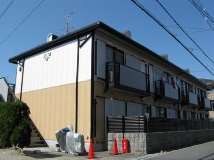大阪府東大阪市、額田駅徒歩21分の築23年 2階建の賃貸アパート
