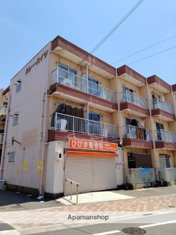 大阪府東大阪市、八戸ノ里駅徒歩19分の築32年 4階建の賃貸マンション