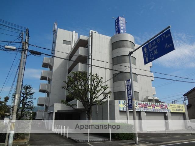 大阪府東大阪市、若江岩田駅徒歩8分の築27年 5階建の賃貸マンション