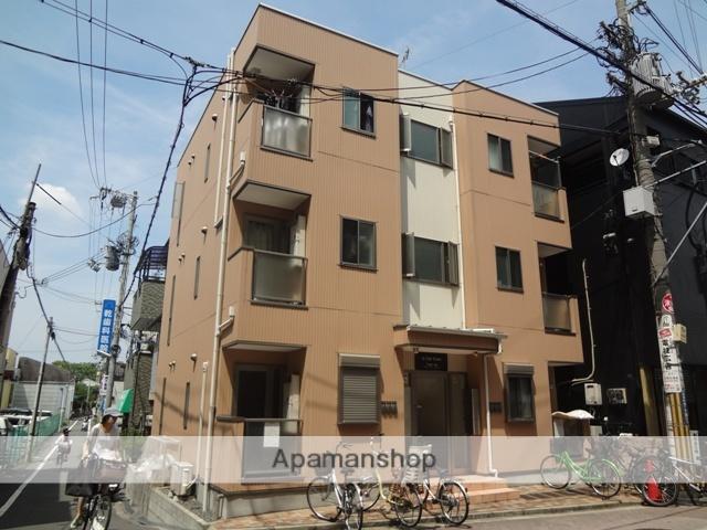 大阪府東大阪市、八戸ノ里駅徒歩24分の築7年 3階建の賃貸マンション