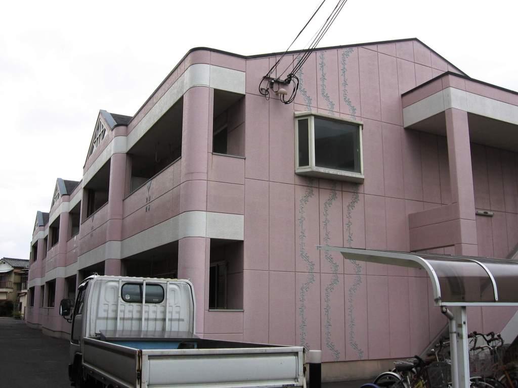 大阪府東大阪市、徳庵駅徒歩15分の築21年 2階建の賃貸マンション