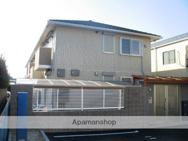 大阪府八尾市、八尾南駅徒歩20分の築7年 2階建の賃貸アパート