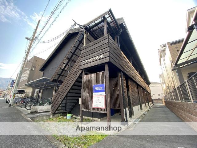 大阪府東大阪市、東花園駅徒歩25分の築47年 2階建の賃貸アパート
