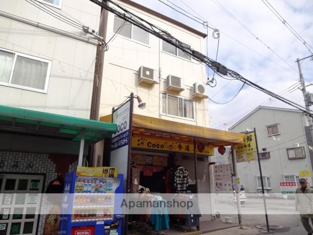 大阪府東大阪市、額田駅徒歩16分の築31年 3階建の賃貸マンション