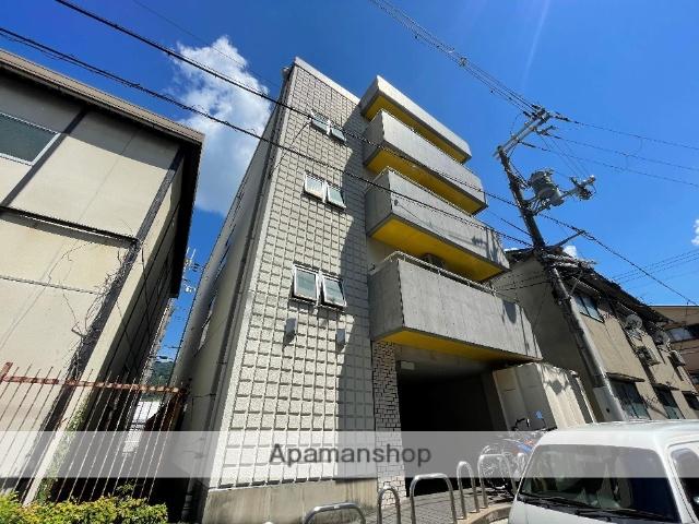 大阪府東大阪市、東花園駅徒歩30分の築22年 4階建の賃貸マンション