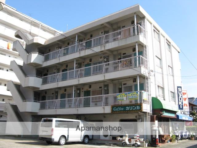大阪府東大阪市、住道駅徒歩32分の築38年 4階建の賃貸マンション