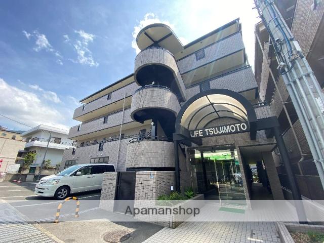 大阪府東大阪市、額田駅徒歩17分の築20年 4階建の賃貸マンション