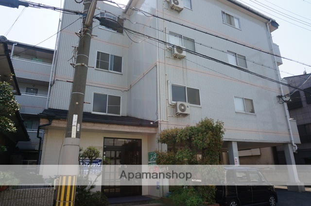 大阪府東大阪市、瓢箪山駅徒歩16分の築26年 4階建の賃貸マンション