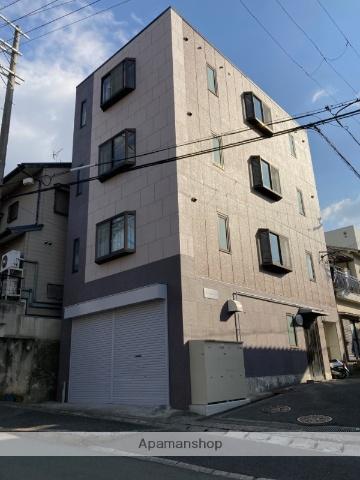 大阪府東大阪市、額田駅徒歩7分の築24年 4階建の賃貸マンション