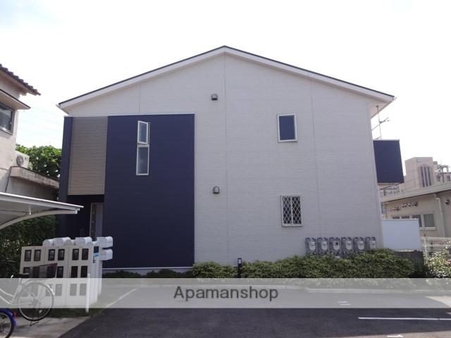 大阪府東大阪市、石切駅徒歩22分の築6年 2階建の賃貸アパート