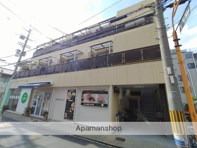 大阪府東大阪市、長瀬駅徒歩16分の築31年 3階建の賃貸マンション