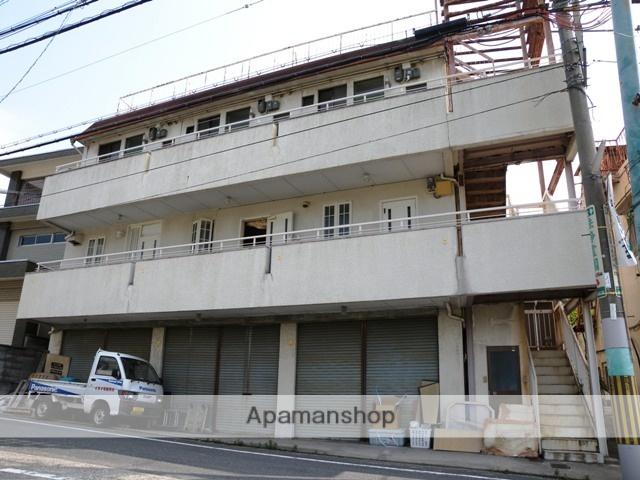大阪府八尾市、高安駅徒歩22分の築28年 3階建の賃貸マンション