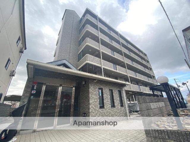 大阪府東大阪市、額田駅徒歩8分の築17年 6階建の賃貸マンション