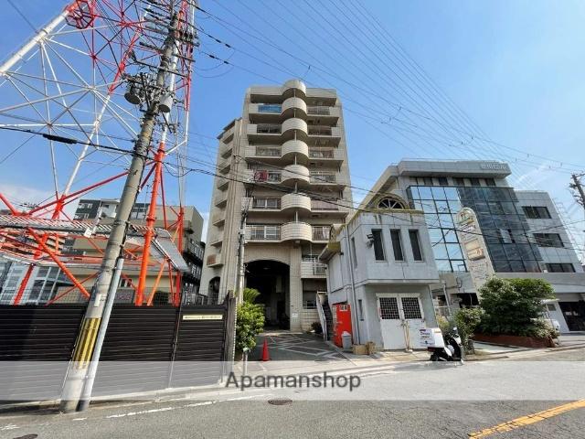 大阪府東大阪市、若江岩田駅徒歩23分の築32年 12階建の賃貸マンション