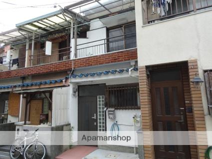 大阪府八尾市、八尾駅徒歩8分の築42年 2階建の賃貸一戸建て