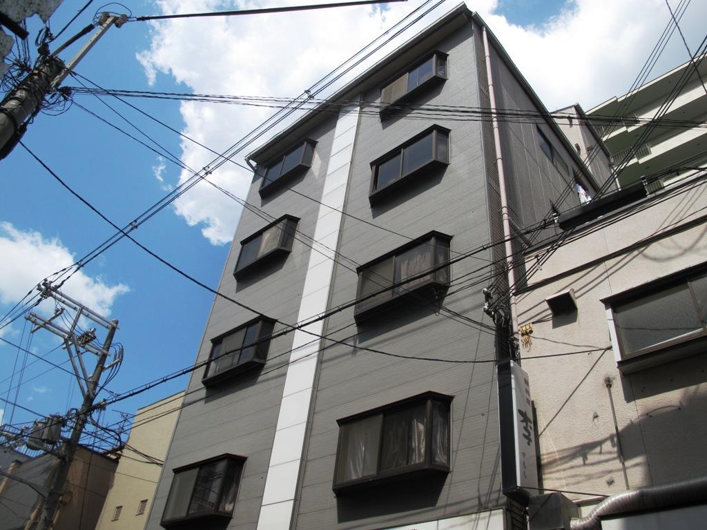 大阪府東大阪市、JR河内永和駅徒歩9分の築30年 5階建の賃貸マンション