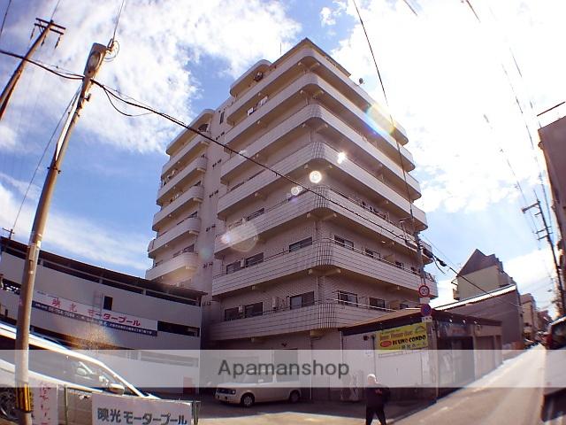 大阪府大阪市生野区、布施駅徒歩14分の築28年 8階建の賃貸マンション