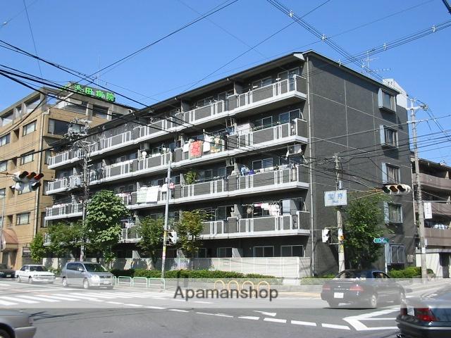 大阪府東大阪市、長瀬駅徒歩19分の築27年 5階建の賃貸マンション