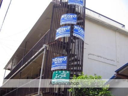 大阪府八尾市、弥刀駅徒歩12分の築43年 3階建の賃貸マンション