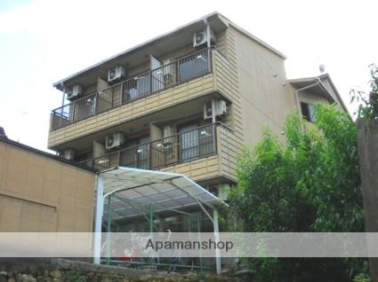 大阪府八尾市、服部川駅徒歩24分の築26年 3階建の賃貸マンション