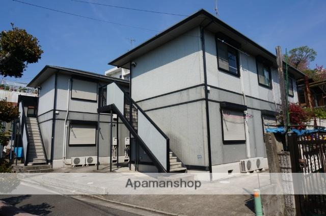 大阪府東大阪市、額田駅徒歩15分の築19年 2階建の賃貸アパート