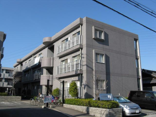 大阪府東大阪市、石切駅徒歩26分の築19年 3階建の賃貸マンション