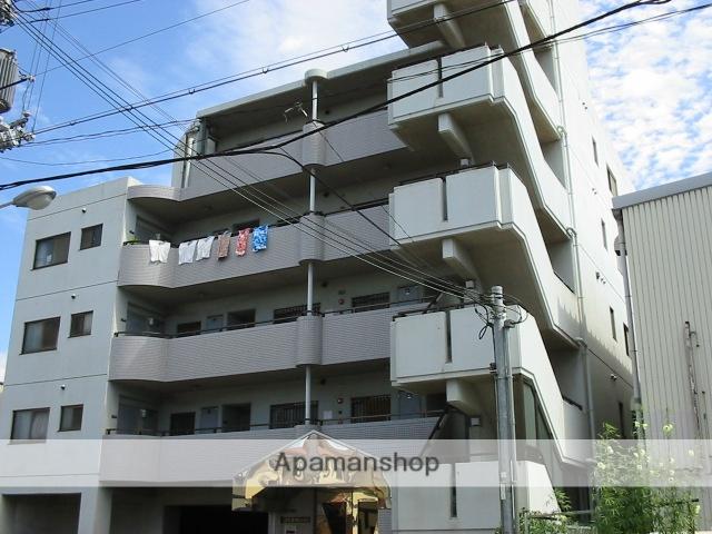 大阪府東大阪市、吉田駅徒歩12分の築25年 5階建の賃貸マンション