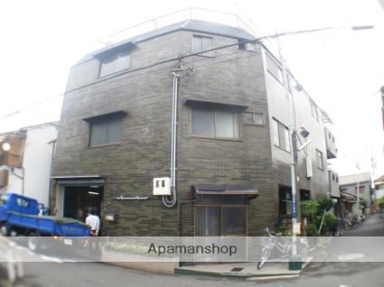 大阪府東大阪市、JR長瀬駅徒歩10分の築35年 3階建の賃貸アパート