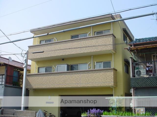 大阪府東大阪市、放出駅徒歩8分の築9年 3階建の賃貸マンション