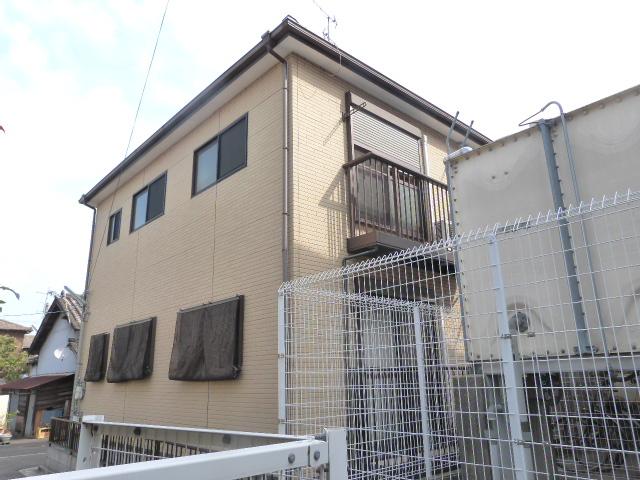 大阪府東大阪市、徳庵駅徒歩5分の築12年 2階建の賃貸アパート