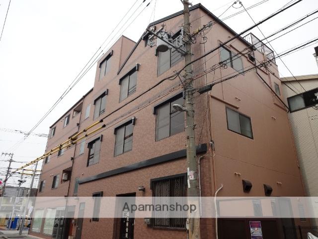 大阪府大阪市生野区、布施駅徒歩14分の築3年 4階建の賃貸マンション