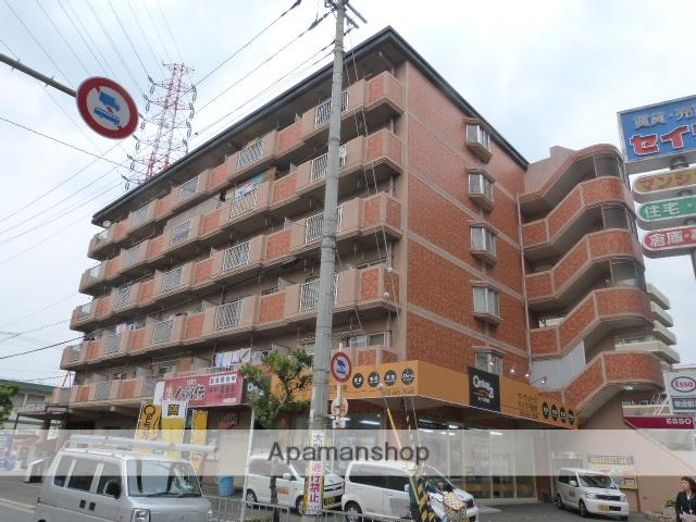 大阪府東大阪市、荒本駅徒歩18分の築29年 6階建の賃貸マンション
