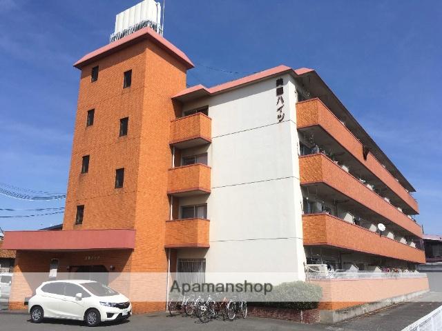 大阪府八尾市、弥刀駅徒歩15分の築32年 4階建の賃貸マンション