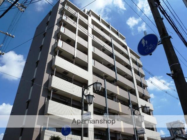 大阪府八尾市、弥刀駅徒歩14分の築9年 10階建の賃貸マンション