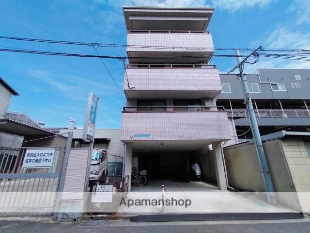 大阪府八尾市、藤井寺駅徒歩36分の築23年 4階建の賃貸マンション