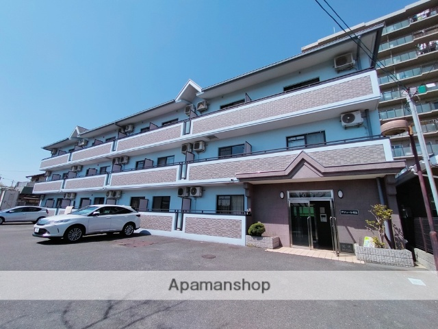 大阪府八尾市、志紀駅徒歩25分の築15年 3階建の賃貸マンション