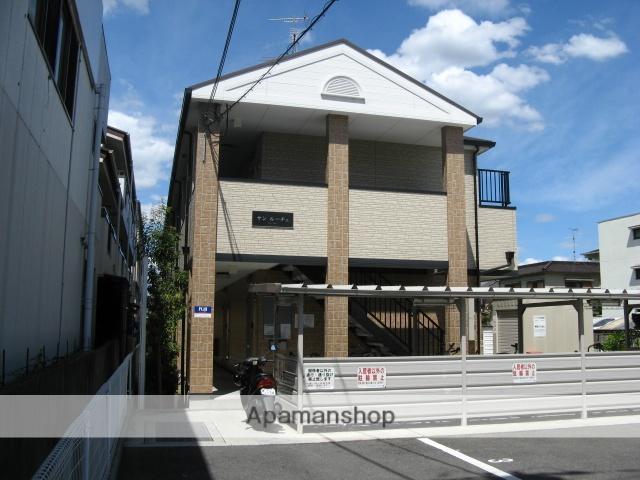 大阪府八尾市、河内山本駅徒歩15分の築9年 2階建の賃貸アパート