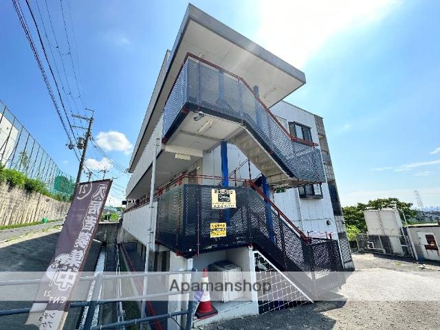 大阪府東大阪市、額田駅徒歩29分の築20年 3階建の賃貸マンション