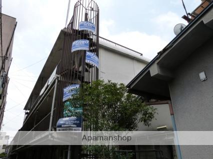 大阪府八尾市、弥刀駅徒歩12分の築42年 3階建の賃貸マンション