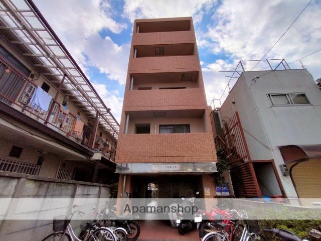 大阪府八尾市、八尾駅徒歩15分の築12年 5階建の賃貸マンション