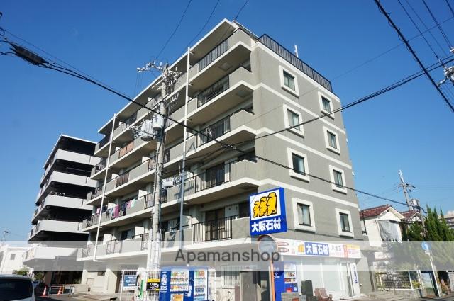 大阪府八尾市、八尾駅徒歩14分の築19年 6階建の賃貸マンション