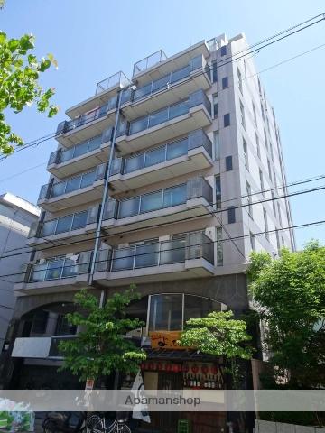 大阪府八尾市、八尾駅徒歩4分の築27年 9階建の賃貸マンション