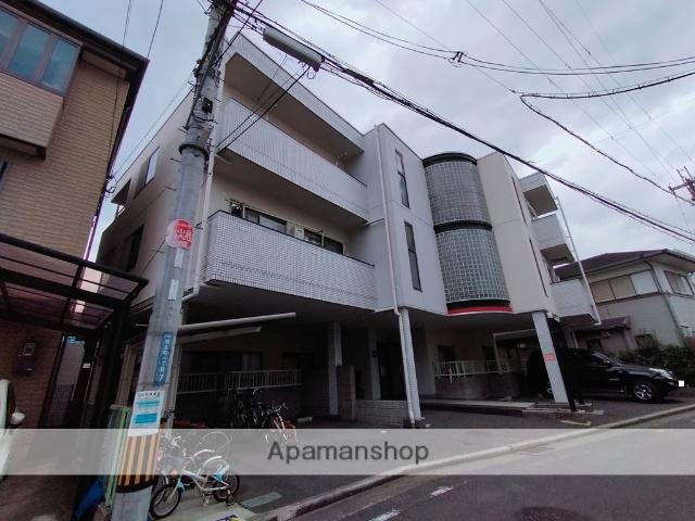 大阪府八尾市、八尾駅徒歩8分の築26年 3階建の賃貸マンション